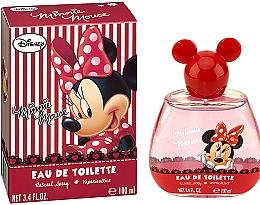 Parfumuri și produse cosmetice Air-Val International Disney Minnie Mouse - Apă de toaletă