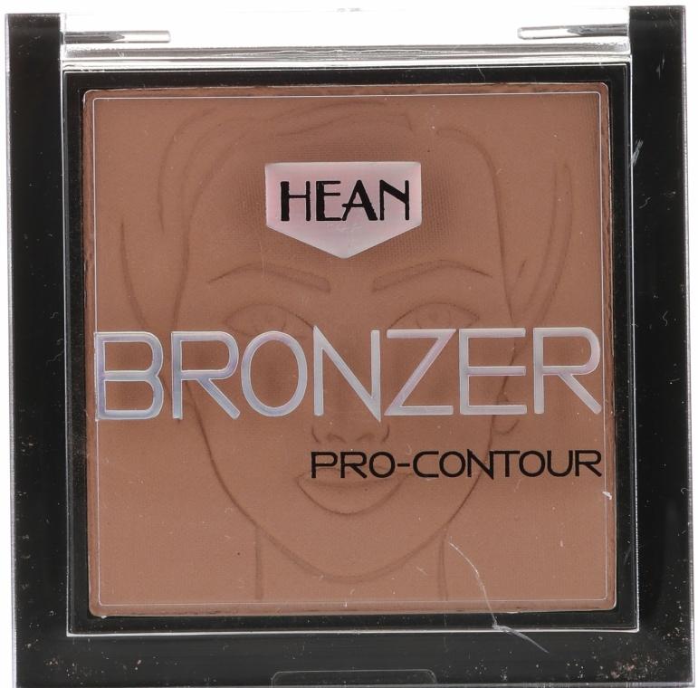 Bronzer pentru față - Hean Pro-contour Bronzer