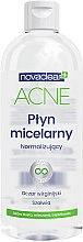 Parfumuri și produse cosmetice Apă micelară - Novaclear Acne Micellar Water
