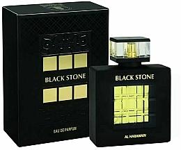Parfumuri și produse cosmetice Al Haramain Black Stone - Apă de parfum