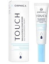 Parfumuri și produse cosmetice Cremă de mâini - Orphica Touch Nail & Cuticle Conditioner