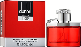 Alfred Dunhill Desire for a Men - Apă de toaletă — Imagine N2