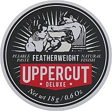 Parfumuri și produse cosmetice Pastă de păr, fixare medie - Uppercut Deluxe Featherweight (mini)