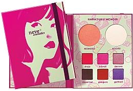 Parfumuri și produse cosmetice Paletă farduri de ochi - Neve Cosmetics Harajuku Memoir Palette
