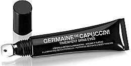Parfumuri și produse cosmetice Cremă-gel împotriva cearcănelor - Germaine de Capuccini Timexpert SRNS Eyes Illuminating Detox Formula
