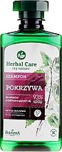 Parfumuri și produse cosmetice Șampon cu extract de urzică - Farmona Herbal Care Nettle Shampoo
