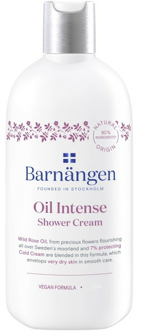 Gel de duș - Barnangen Oil Intense Shower Cream