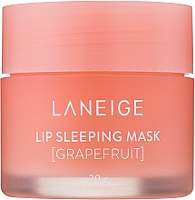 Parfumuri și produse cosmetice Mască de noapte cu extract de grapefruit, pentru buze - Laneige Lip Sleeping Mask Grapefruit