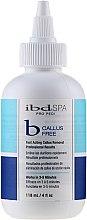 Parfumuri și produse cosmetice Peeling pentru picioare - IBD Spa Pro Pedi B-Callus Free
