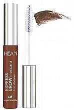 Parfumuri și produse cosmetice Rimel pentru sprâncene - Hean Express Brown Mascara