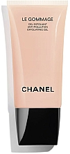 Parfumuri și produse cosmetice Scrub pentru față - Chanel Le Gommage Gel Exfoliant