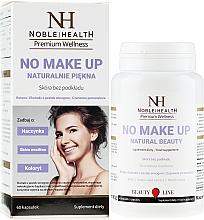 Parfumuri și produse cosmetice Supliment nutritiv - Noble Health No Make Up