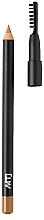 Parfumuri și produse cosmetice Creion pentru sprâncene - MTJ Cosmetics Eyebrow Pencil