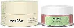 """Parfumuri și produse cosmetice Mască de față """"Purificare"""" - Resibo All Clean Creamy Purifying Mask"""