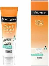 Parfumuri și produse cosmetice Gel de curățare pentru față - Neutrogena Clear & Defend Rapid Gel