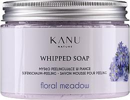 """Parfumuri și produse cosmetice Săpun peeling """"Floral Meadow """" - Kanu Nature Floral Meadow Peeling Soap"""