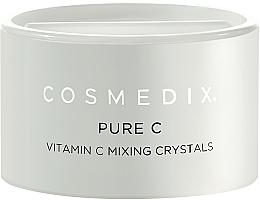 Parfumuri și produse cosmetice Cristale-pudră cu vitamina C - Cosmedix Pure C Vitamin C Mixing Crystals