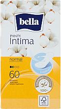 Parfumuri și produse cosmetice Absorbante Panty Intima Normal, 60 bucăți - Bella