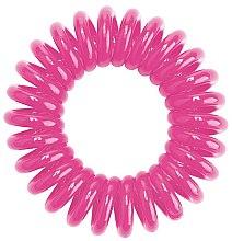 Set elastice de păr, roz, 3 buc - HH Simonsen Hair Cuddles Pink — Imagine N2