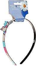 Parfumuri și produse cosmetice Cerc pentru păr cu fluturaș, multicolor - Top Choice