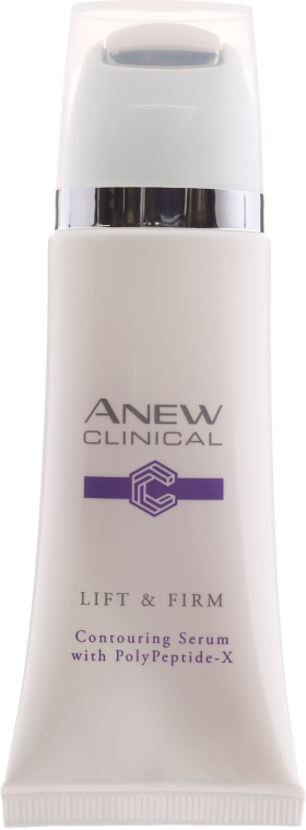 Ser pentru față cu tehnologia PolyPeptide-X - Avon Anew Clinical Lift&Firm Serum — Imagine N2