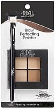 Parfumuri și produse cosmetice Cremă-Fard de sprâncene - Ardell Brow Perfecting Palette