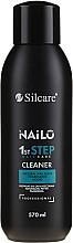 Parfumuri și produse cosmetice Degresant pentru unghii - Silcare Nailo 1st Step Nail Cleaner