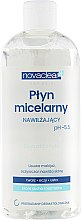 Parfumuri și produse cosmetice Apă micelară pentru ten uscat și normal - Novaclear Moisturizing Micellar Water