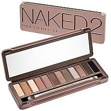 Parfumuri și produse cosmetice Paleta fard de ochi - Urban Decay Naked2 Eyeshadow Palette