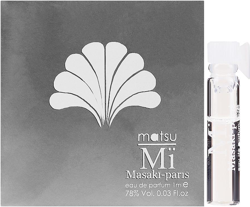 Masaki Matsushima Matsu Mi - Apă de parfum (tester)