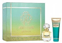 Parfumuri și produse cosmetice Roberto Cavalli Paradiso - Set (edp/50ml + b/lot/75ml)
