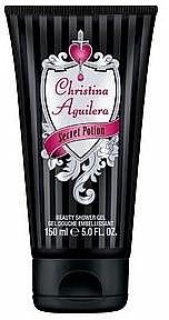 Christina Aguilera Secret Potion - Gel de duș — Imagine N1