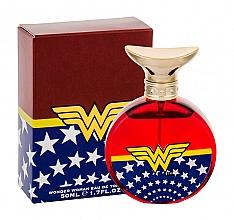 Parfumuri și produse cosmetice DC Comics Wonder Woman - Apă de toaletă