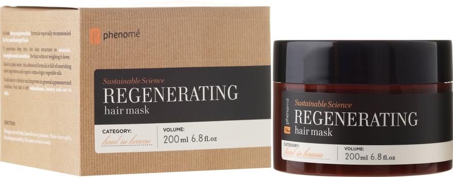 Mască de păr - Phenome Sustainable Science Regenerating Hair Mask — Imagine N1