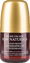 Parfumuri și produse cosmetice Deodorant - Recipe For Men RAW Naturals Goof Proof Antitranspirant Deodorant