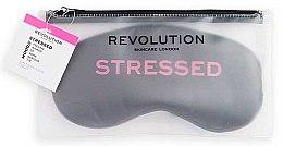 Parfumuri și produse cosmetice Mască pentru somn - Revolution Skincare Stressed Mood Calming Sleeping Eye Mask