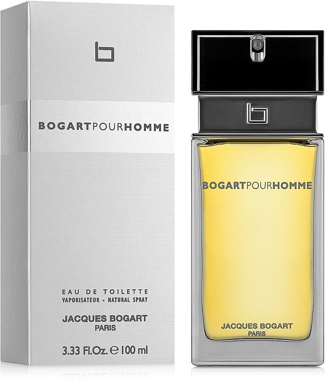 Bogart Pour Homme - Apă de toaletă — Imagine N2