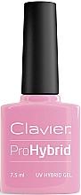 Parfumuri și produse cosmetice Gel-lac de unghii - Clavier ProHybrid UV Hybrid Gel