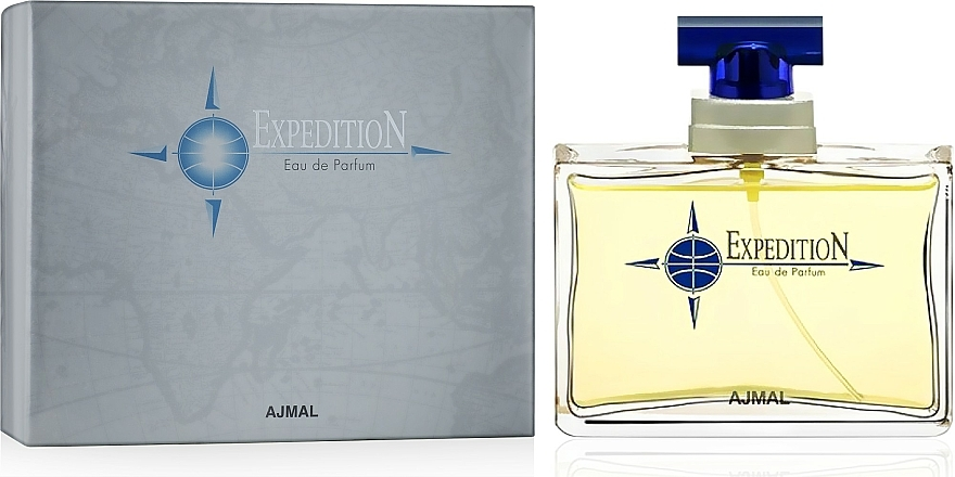 Ajmal Expedition - Apă de parfum — Imagine N2
