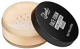 Parfumuri și produse cosmetice Pudră de față - Sleek MakeUP Face Form Baking & Setting Powder