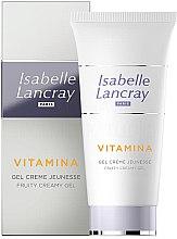 Parfumuri și produse cosmetice Cremă de față - Isabelle Lancray Vitamina Fruity Creamy Gel