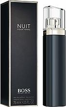Hugo Boss Boss Nuit Femme Eau de Parfum - Apă de parfum — Imagine N2
