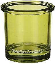 Parfumuri și produse cosmetice Sfeșnic pentru lumânare votivă - Yankee Candle POP Lime Tealight Votive Holder