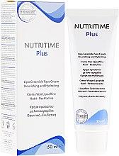 Parfumuri și produse cosmetice Cremă hidratantă pentru față - Synchroline Nutritime Face Cream