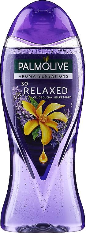 Gel de duș - Palmolive Aroma Sensations So Relaxed Shower Gel — Imagine N1