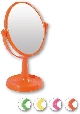 """Oglindă cosmetică, 85741 """"Lusterko Stoj№ce Owalne"""", portocalie - Top Choice"""