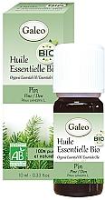 Parfumuri și produse cosmetice Ulei esențial organic de pin - Galeo Organic Essential Oil Pine