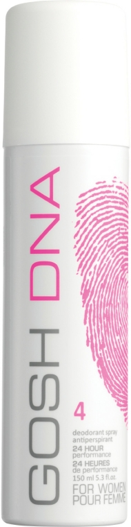 Gosh DNA For Women 4 - Deodorant