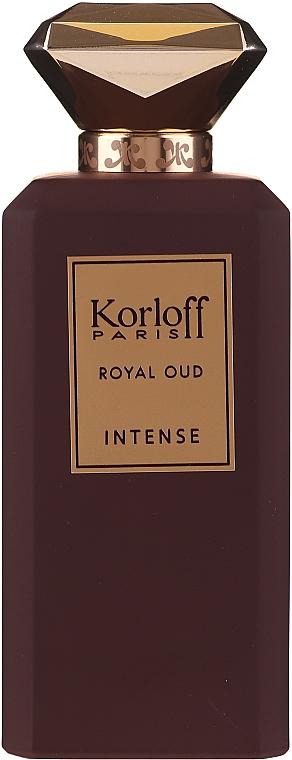 Korloff Paris Royal Oud Intense - Parfum (tester cu capac)