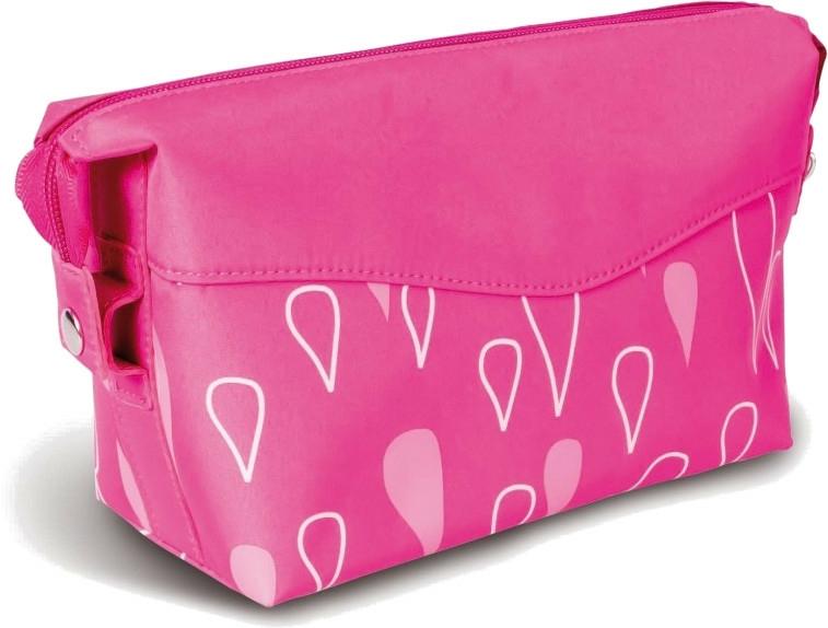 Trusă cosmetică, roz - Donegal Cosmetic Bag — Imagine N1